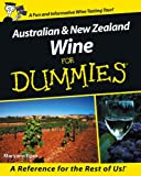 Australian and New Zealand Wine for Dummies, Maryann Egan, 174031008X