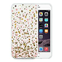 Personalized Popular Design iPhone 6 Case Kate Spade New York Phone Case For iPhone 6 4.7 Inch TPU Cover Case 99 White