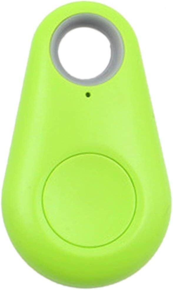 Ballylelly 4.0 Buscador Inteligente Dispositivo de Alarma GPS Anti perdida bidireccional Localizador Inteligente de rastreo de niños para Mascotas Rastreador de Llaves de Billetera