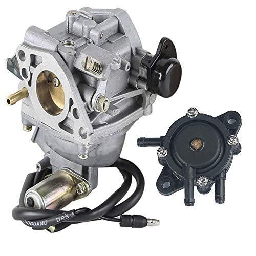 - TOPEMAI GX610 Carburetor for Honda GX610 18HP & GX620 20HP OHV V Twin Horizontal Shaft Engine with Fuel Pump