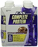 EAS Complete Protein Supplement, Chocolate Fudge, 4 Count