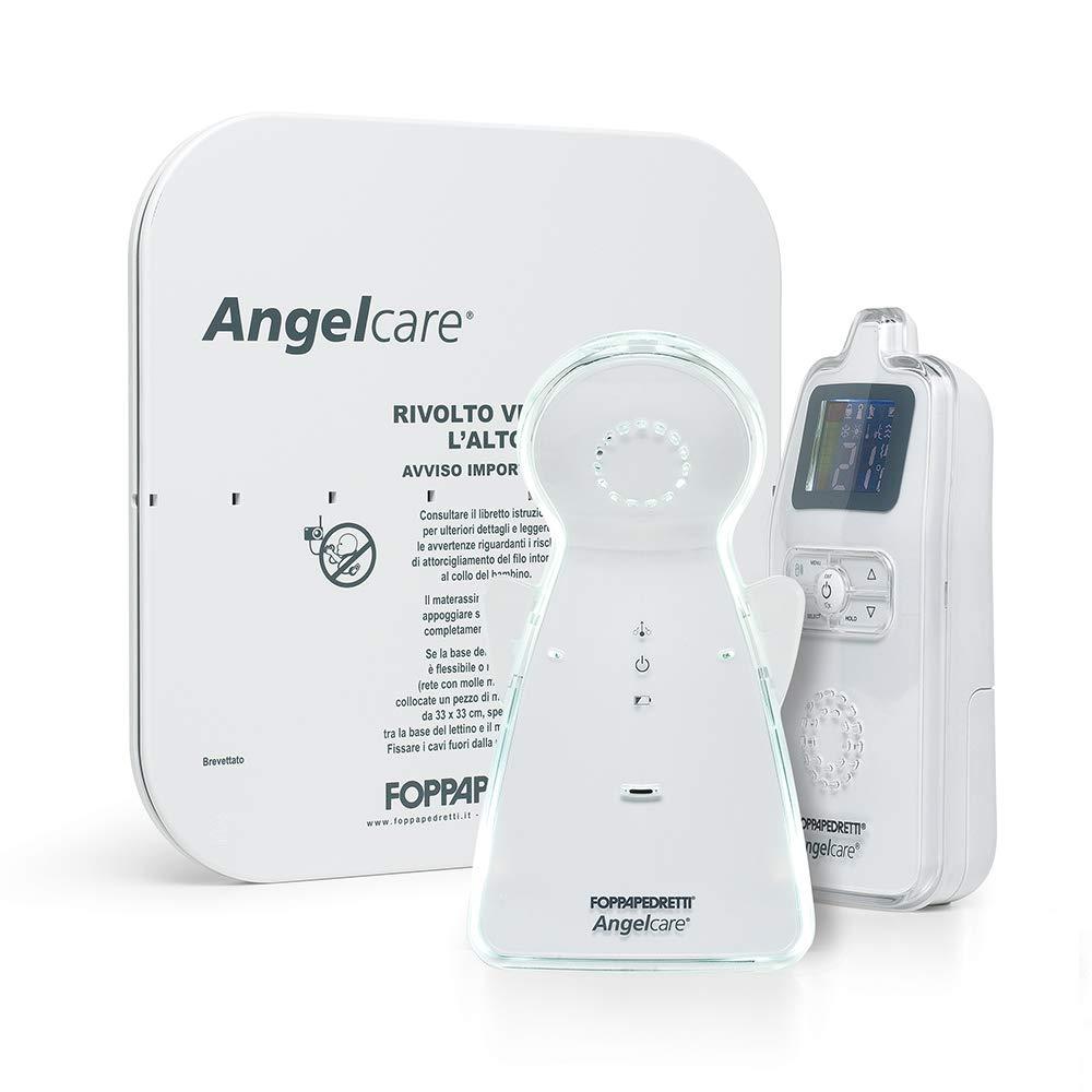 Foppapedretti Angelcare AC403 Monitor per Neonati con Sensore di Movimento