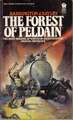 book cover of The Forest of Peldain