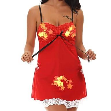 82c4974a9c Redbrowm Sexy Lingerie for Women for Christmas