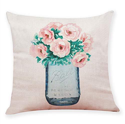 HLZLA Cojines Decorativos para sofá Decoración para el hogar ...