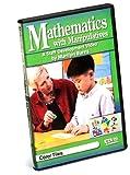 ETA hand2mind Staff Development Video Series: Mathematics with Manipulatives by Marilyn Burns, Color Tiles DVD