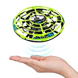 GRTVF Mini UFO Drone Toys Hand Controlled