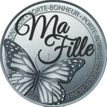 Médaille Porte-Bonheur Papy pour la Voiture ou à Porter sur soi Directkado