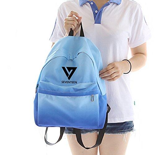 blue Teen Bolso al hombro para Discovery Seven hombre 0Hn11x