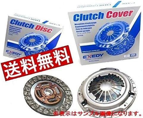 クラッチディスク クラッチカバー 2点セット キャンター 4D35 FE648 エクセディ EXEDY 送料無料税込 品番MFD067U MFC560 amex-32542