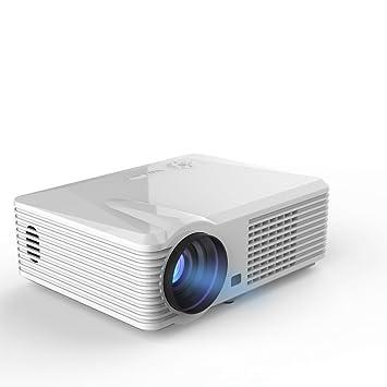 Liku técnicas Vivibright 1080P 2500 lúmenes del proyector LED de ...