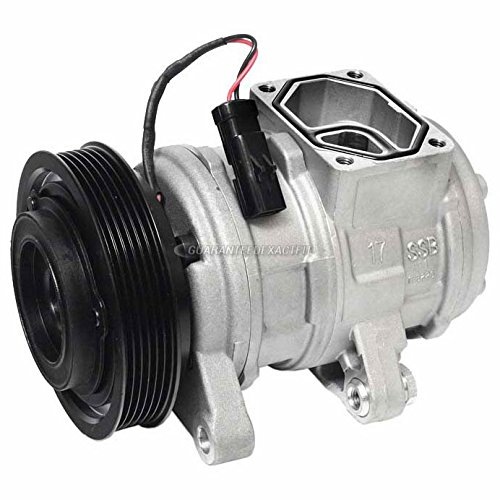 Automotive Ac Repair >> AC Compressor w/A/C Repair Kit For Jeep TJ & Wrangler 2000-2006 - BuyAutoParts 60-80151RK New ...