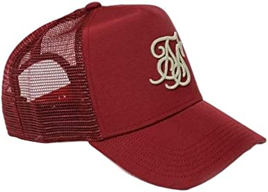 Gorra SikSilk Bent Peak Ruby: Amazon.es: Ropa y accesorios