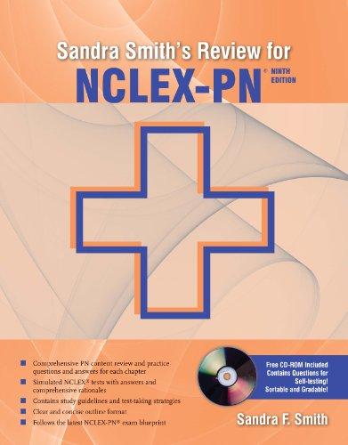 Sandra Smith's Review for NCLEX-PN Pdf