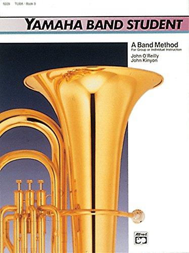 - Yamaha Band Student, Book 3: Tuba (Yamaha Band Method)