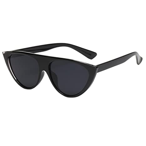 Btruely Herren_Gafas de Sol Hombre Super Cat Eye Triangle ...