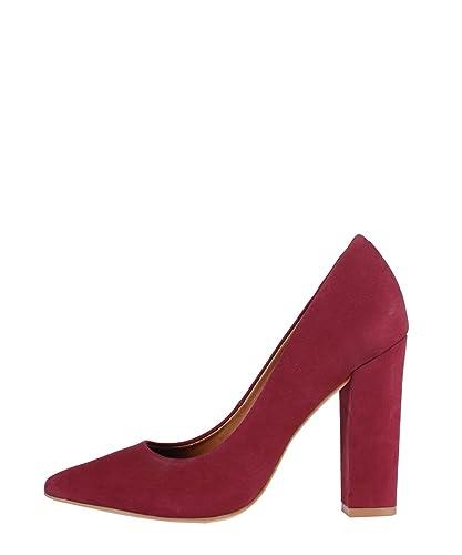 6cecde8ad95 Steve Madden Primpy Burgundy Shoes  Amazon.co.uk  Shoes   Bags