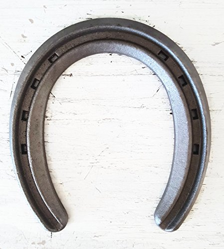 The Heritage Forge - 20 Horseshoes - Lite Rim - Sand Blasted Steel OO