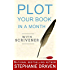 Plot Your Book In A Month...With Scrivener