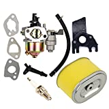 honda gx160 carburetor kit - HIFROM Replace Carburetor with Air Filter Spark Plug for Honda Gx140 Gx160 Gx200 5.5hp 6.5hp Engine Generator Lawn Mower Motor