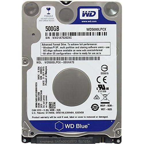 Western Digital 500GB 2.5″ Playstation 3/Playstation 4 Hard Drive (PS3 Fat, PS3 Slim, PS3 Super Slim, PS4) 51CSew2QWsL  Home Page 51CSew2QWsL