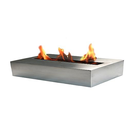 Amazon.com: Bio-Blaze bb-b2 – 2 Litro quemador Bio Etanol ...