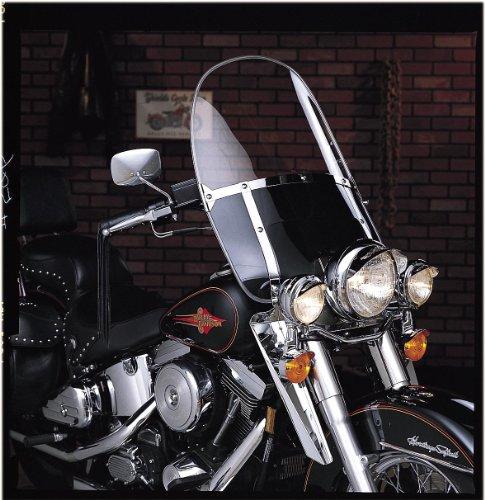 National Cycle Beaded Heavy Duty Windshield N2230