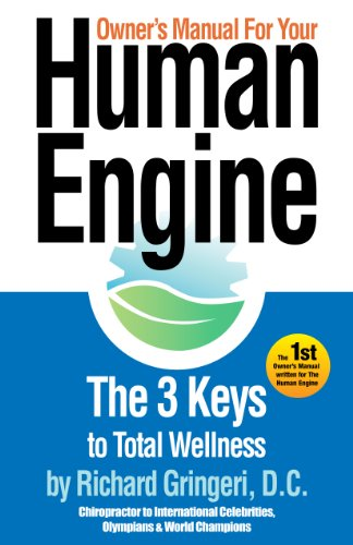 the owner s manual for your human engine the 3 keys to total rh amazon com Caterpillar Engine Service Manual Kohler Engines Service Manual