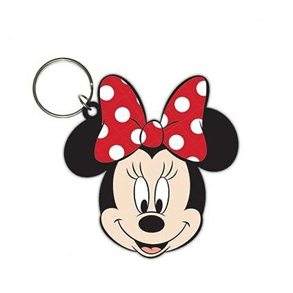 empireposter Disney - Minnie Mouse Llavero de Goma, Keyring ...