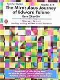 The Miraculous Journey of Edward Tulane Teacher Guide, Novel Units Inc., 1561379786