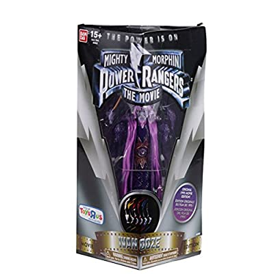 Power Rangers Legacy 5-Inch Ivan Ooze Action Figure: Toys & Games