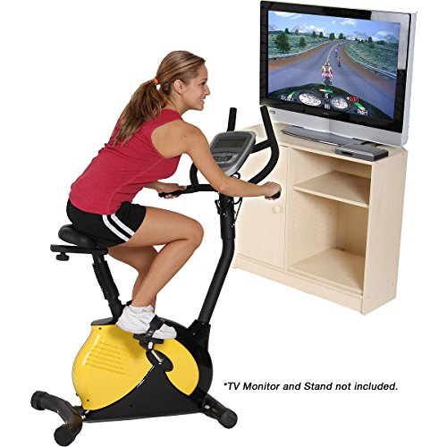 Game Rider EZ Gaming Bike and System