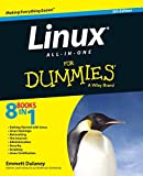 img - for Linux All-in-One For Dummies book / textbook / text book