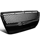 Spec-D Tuning HG-EPOR07STJM Ford Explorer Sport Trac Black Mesh Hood Grill Honeycomb Grille