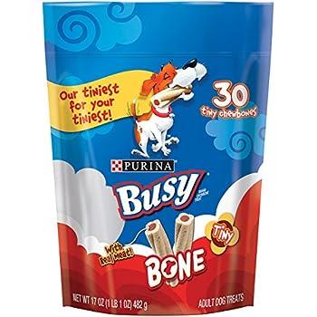 Amazon purina busy bone tiny dog treats 17 oz pouch pet purina busy bone tiny dog treats 17 oz pouch publicscrutiny Image collections