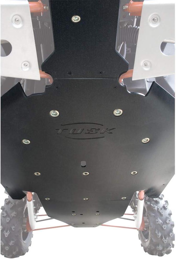 Tusk HD Quiet-Glide Skid Plate 1//2 POLARIS RANGER RZR 800 RANGER RZR S 800 RANGER RZR S 800 LE