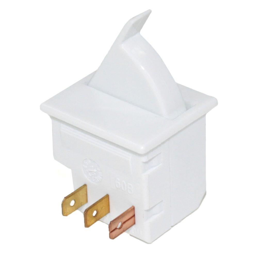 Whirlpool 12002646 Refrigerator Door Switch Genuine Original Equipment Manufacturer (OEM) Part
