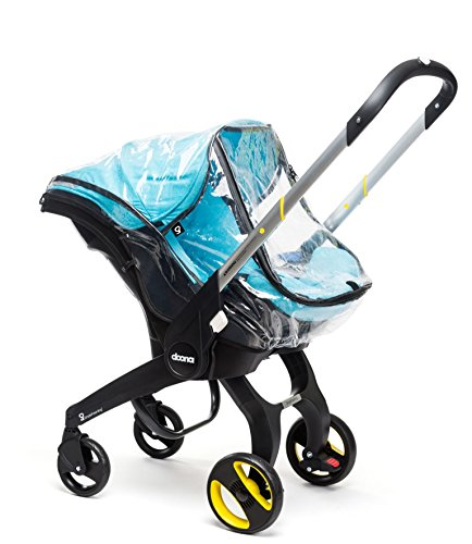 HuaYang Universal Baby Stroller Pushchair Parasol UV Ray Shade Sun Protection Umbrella Red