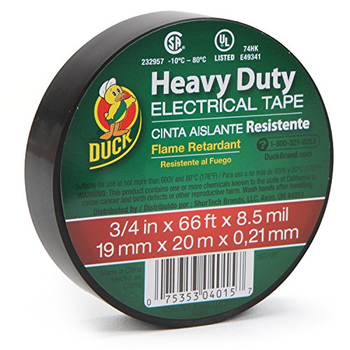 Duck 393120 Electrical 0 75 Inch 66 Feet