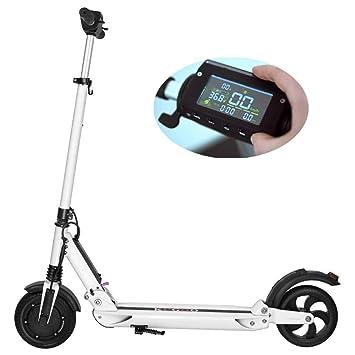 YIWANGO Scooter Electrico Adulto Capacidad De La Batería 6.6 ...