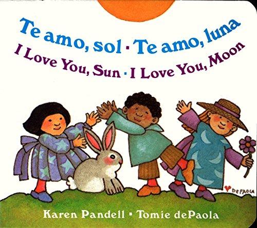 I Love You Sun / I Love You Moon: Te amo Sol / Te amo Luna (La Lune 18)