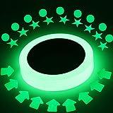 Best Glow In The Dark Tapes - Captank Luminous Glow Tape in the dark Sticker Review