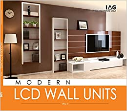 Buy Modern Lcd Wall Units Vol-1 Book Online at Low Prices in India ...