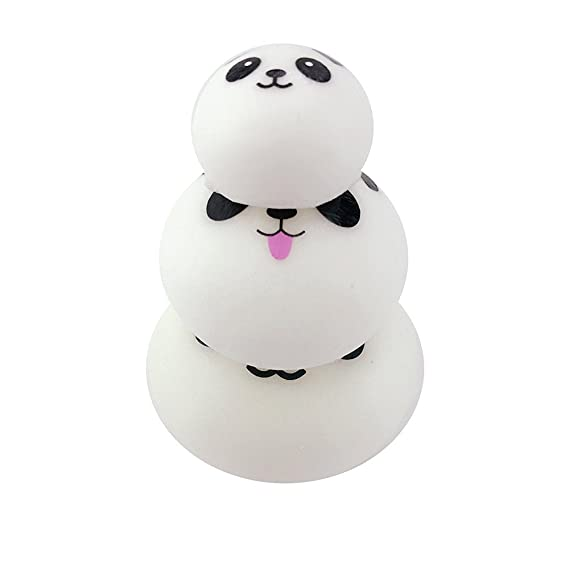 Luggage & Bags 7cm Key/bag Strap Pendant Squishes Bag Accessories Jumbo Panda Charms Kawaii Buns Bread Cell Phone