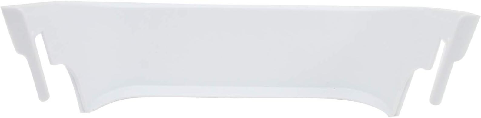 240351601 Refrigerator Freezer Door Bin Side Shelf Replacement for Frigidaire FRS6R4EBD Refrigerator UpStart Components Brand Compatible with 240351601 Door Bin