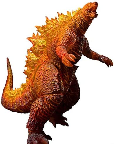TAMASHII NATIONS S.H. Monsterarts Burning Godzilla (2019)