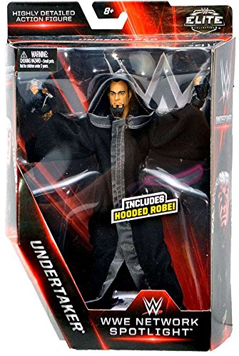 WWE Elite Collection WWE Network Spotlight The Undertaker Exclusive Action Figure