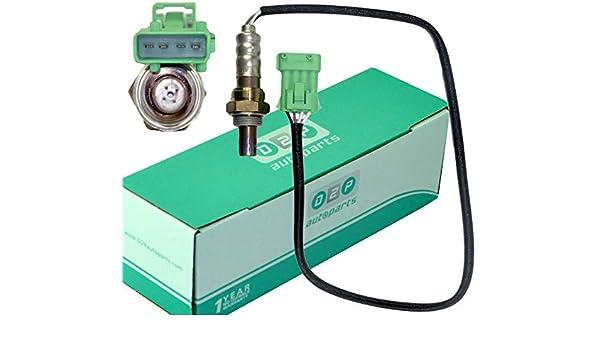 D2P Directo Fit O2 Oxygen Sensor Lambda para Peugeot/Citroen 1628 ...