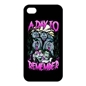 Personalized Keep Calm and Listen to A Day To Remember Colorful Phone Case Suitable for iPhone 4 and iPhone 4S