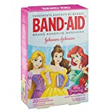 Band-Aid Disney Princess Bandages - First Aid Kid Supplies - 480 Per Pack